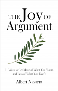 Joy of Argument Albert Navarra